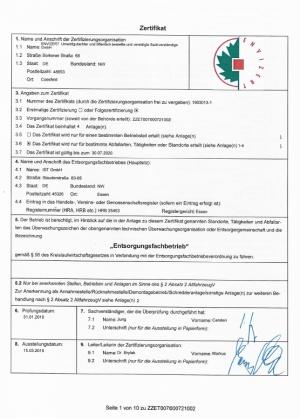 IST GmbH Essen